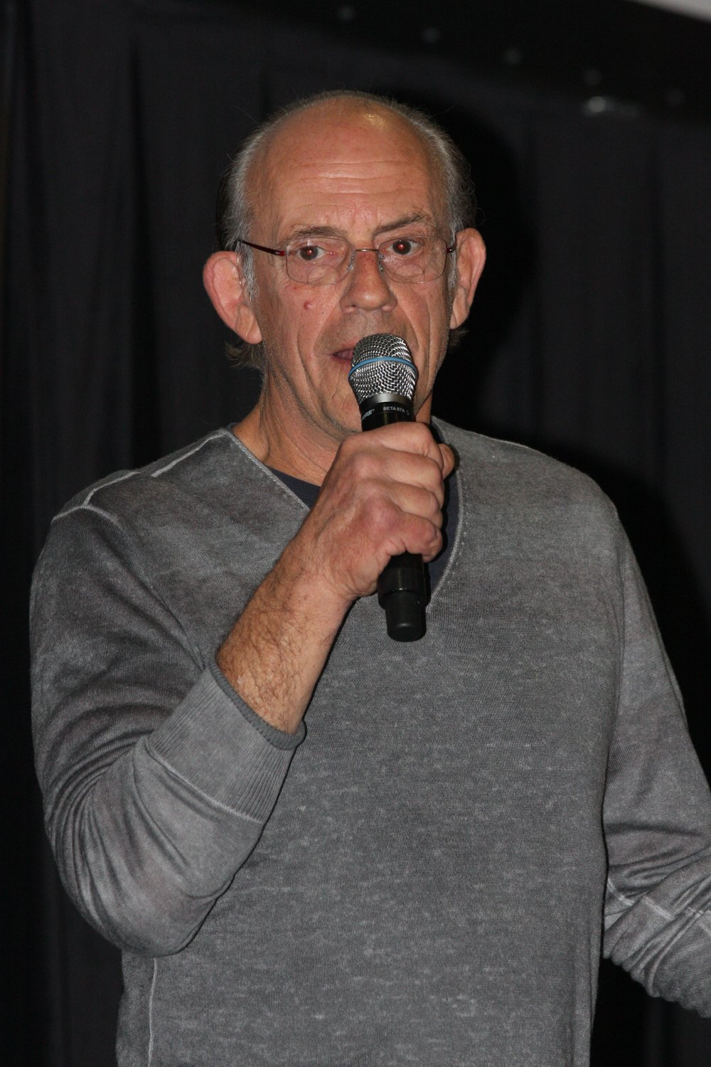 Christopher Lloyd /CC BY-SA 2.0/ Eva Rinaldi Celebrity Photographer / flickr