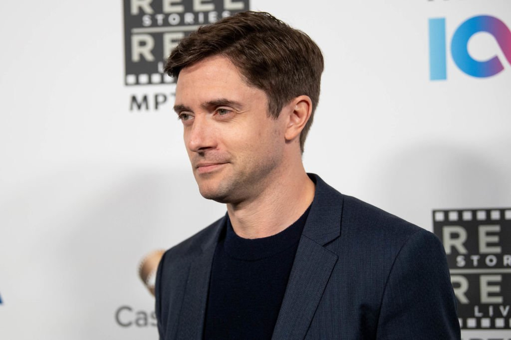Image Credit: Getty Images / Topher Grace attends MPTF's 8th annual Reel Stories, Real Lives event at Directors Guild Of America on November 04, 2019 in Los Angeles, California.