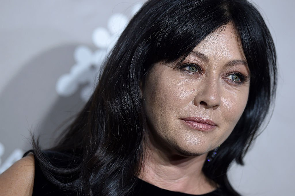 Image Credit: Getty Images / Actress Shannen Doherty attends the 2015 Baby2Baby Gala at 3LABS on November 14, 2015 in Culver City, California.