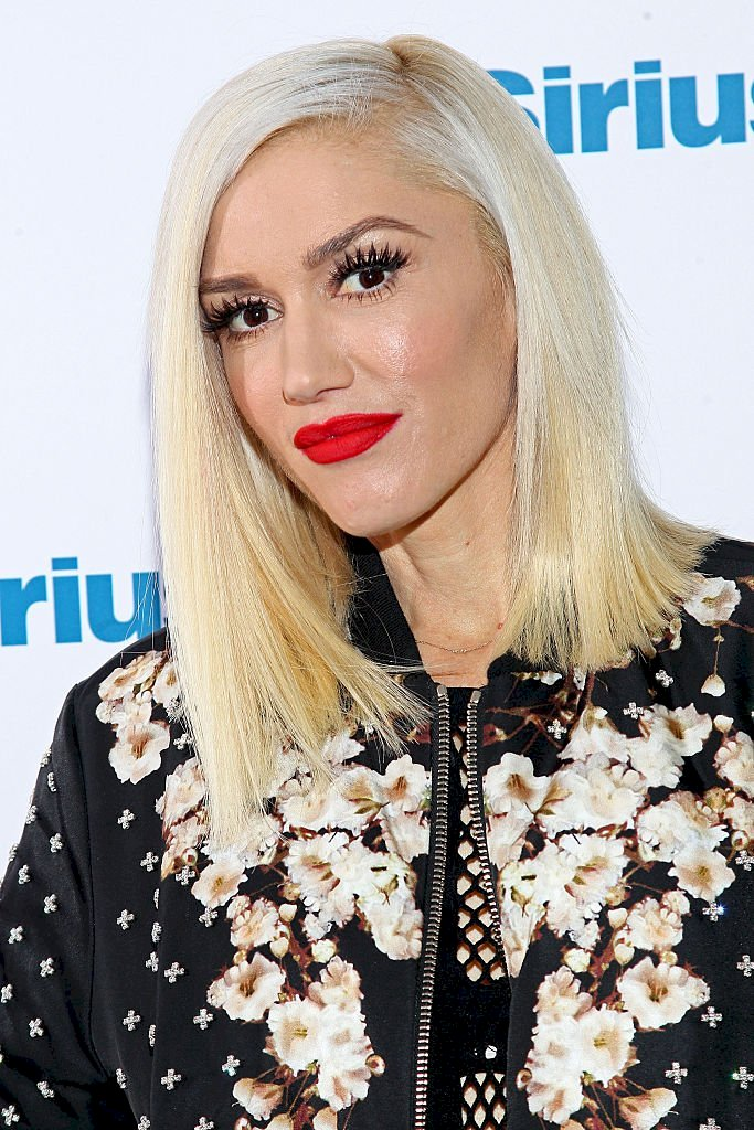 Image Credit: Getty Images / Gwen Stefani at an event.