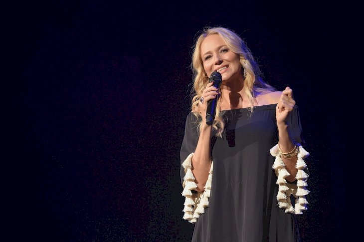 Jewel performs onstage at the Nashville Songwriters Awards 2018 at Ryman Auditorium on September 19, 2018 in Nashville, Tennessee. (Photo by Jason Kempin/Getty Images)