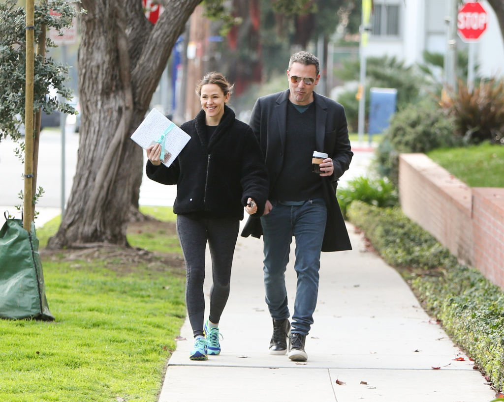 Image Source: Getty Images/BG004/Bauer-Griffin/ennifer Garner and Ben Affleck are seen on February 27, 2019 in Los Angeles, California