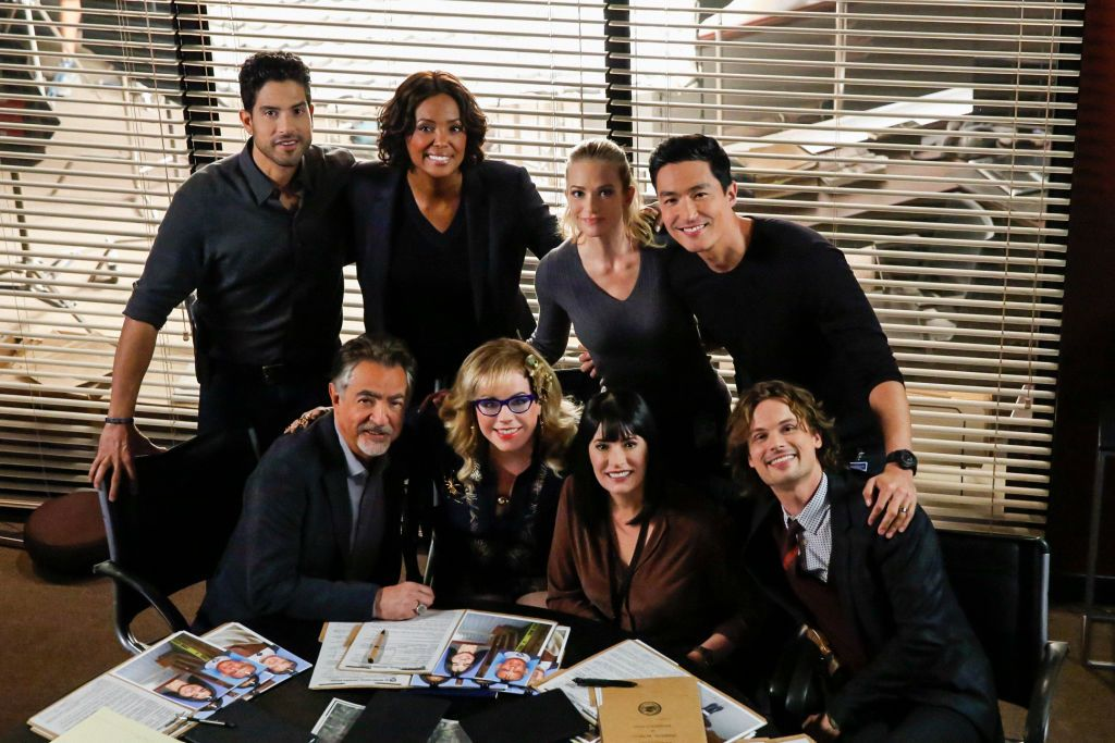 The Criminal Minds cast / Getty Images