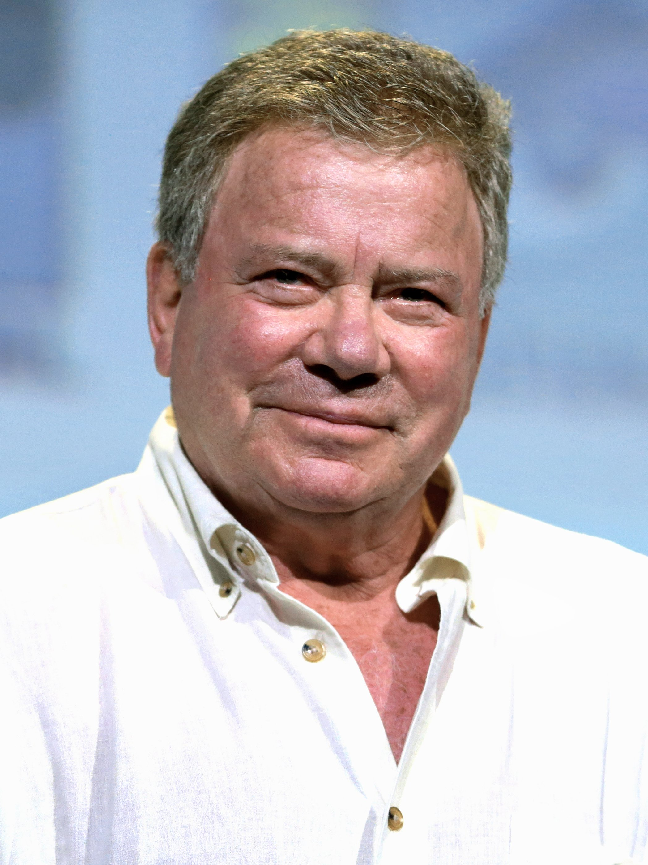 "Image Credits: Getty Images | William Shatner starred in ""Star Trek"""