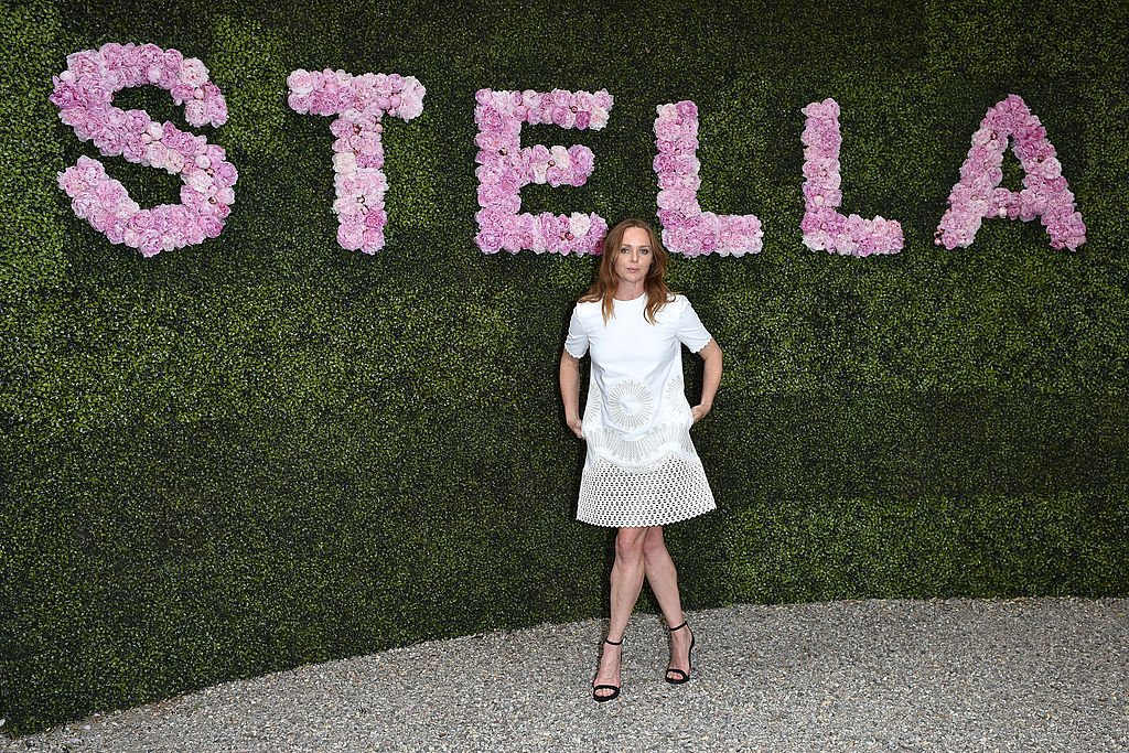 Image Credits: Getty Images / Jacopo Raule | Stella McCartney attends the Stella McCartney Garden Party during the Milan Fashion Week Menswear Spring/Summer 2015 on June 23, 2014 in Milan, Italy.