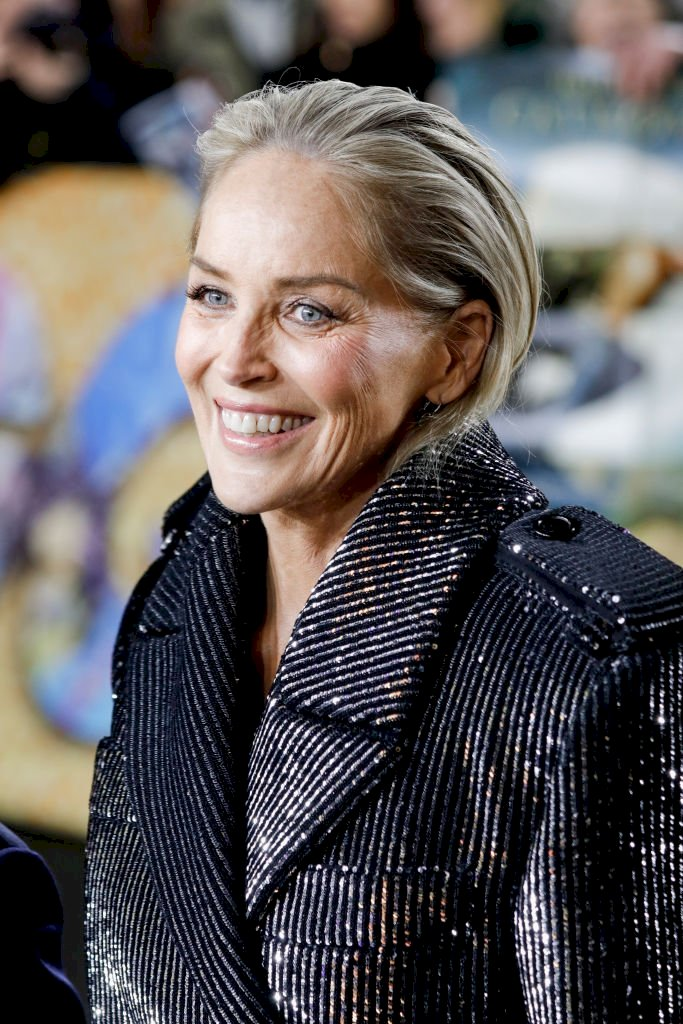Image Credits: Getty Images / Isa Foltin | Sharon Stone in November 2019.