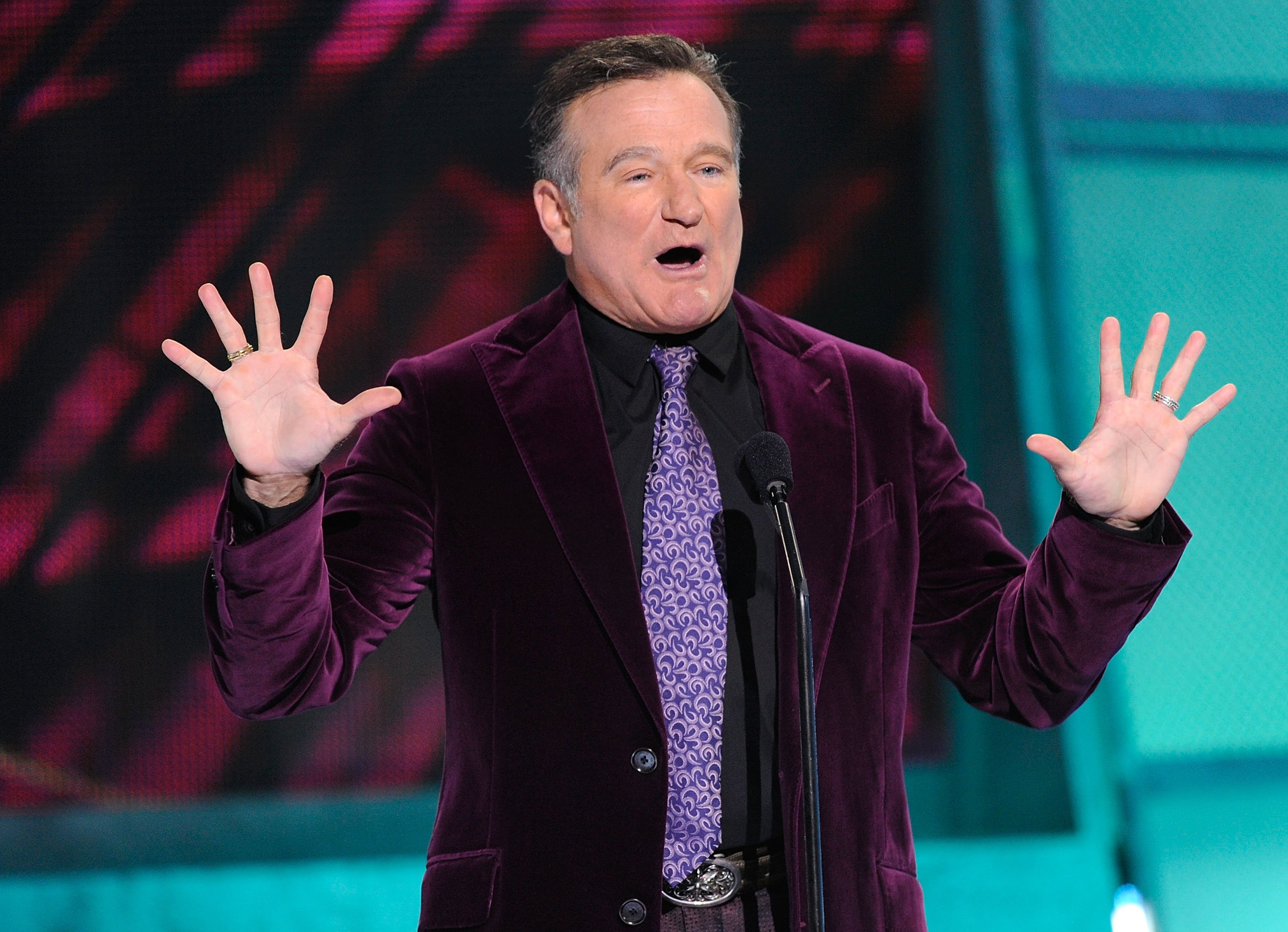 Inside The Final Days Of Robin Williams