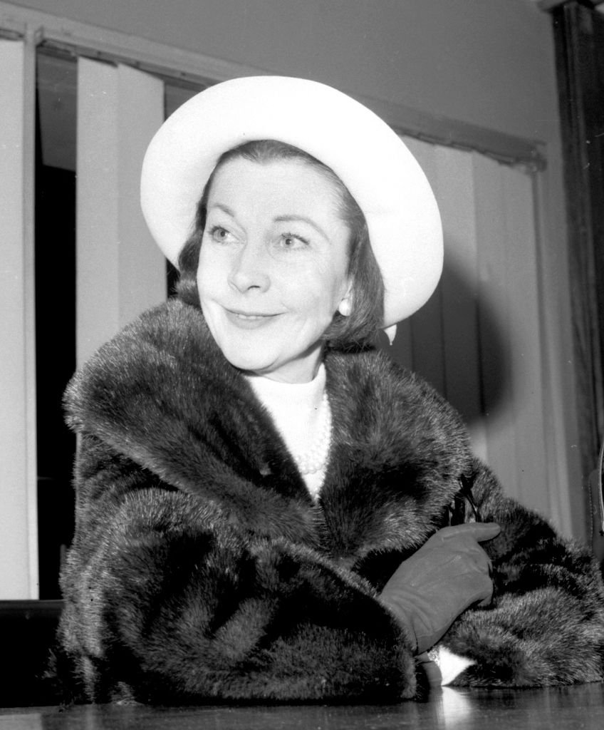 Image Credits: Getty Images / Tom Gallagher/NY Daily News Archive | Vivien Leigh in 1966