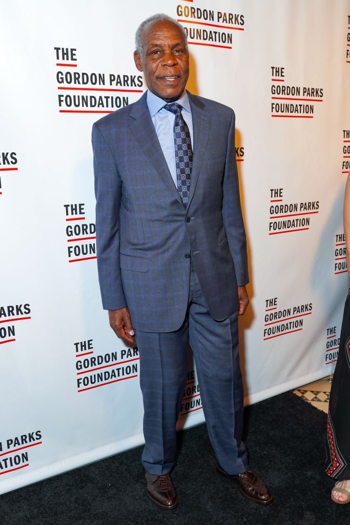 Image Source: Getty Images/Sean Zanni| Danny Glover attends The Gordon Parks Foundation 2019 Annual Awards Dinner And Auction at Cipriani 42nd Street on June 04, 2019 in New York City