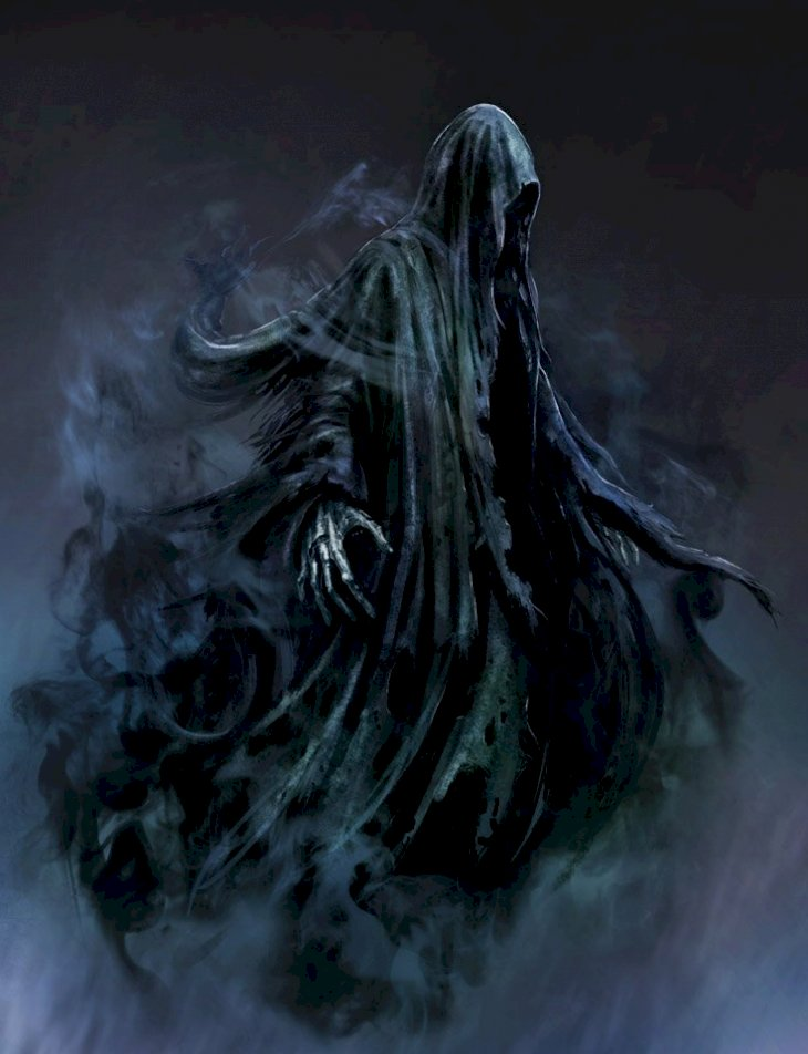 Image credit: Wikipedia/Dementor