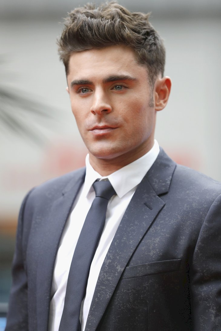 Image Credit: Getty Images / Zac Efron on the red carpet.