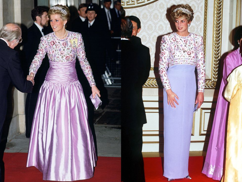 Image Credit: Getty Images/Tim Graham | The people's princess, Lady Diana is photographed by the press.
