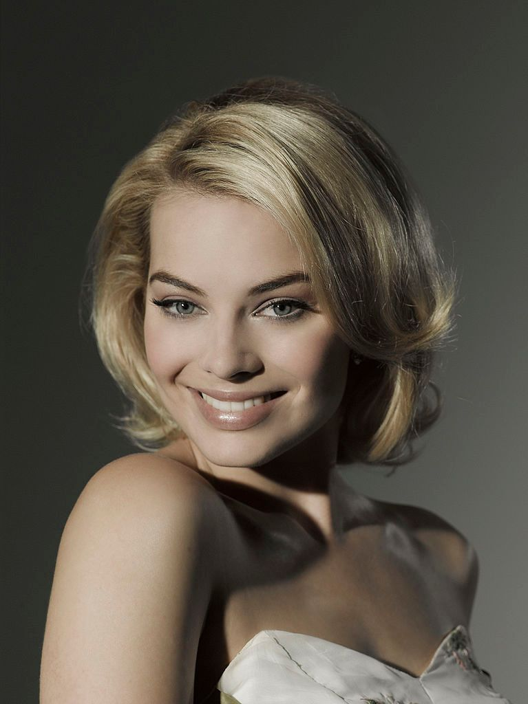 Margot Robbie celebrity poster/Photo:Getty Images