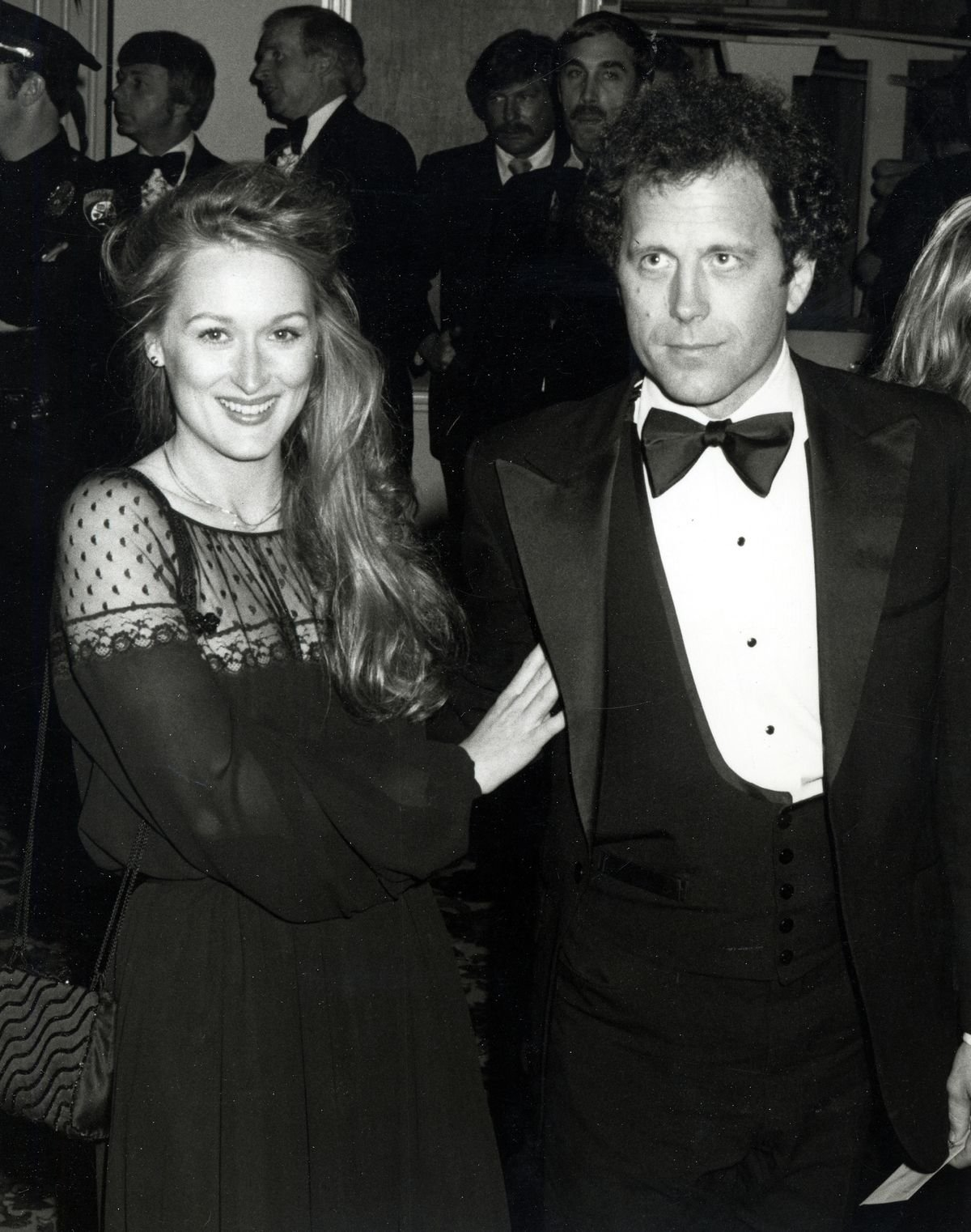 Meryl Streep and Don Gummer/Photo:Getty Images