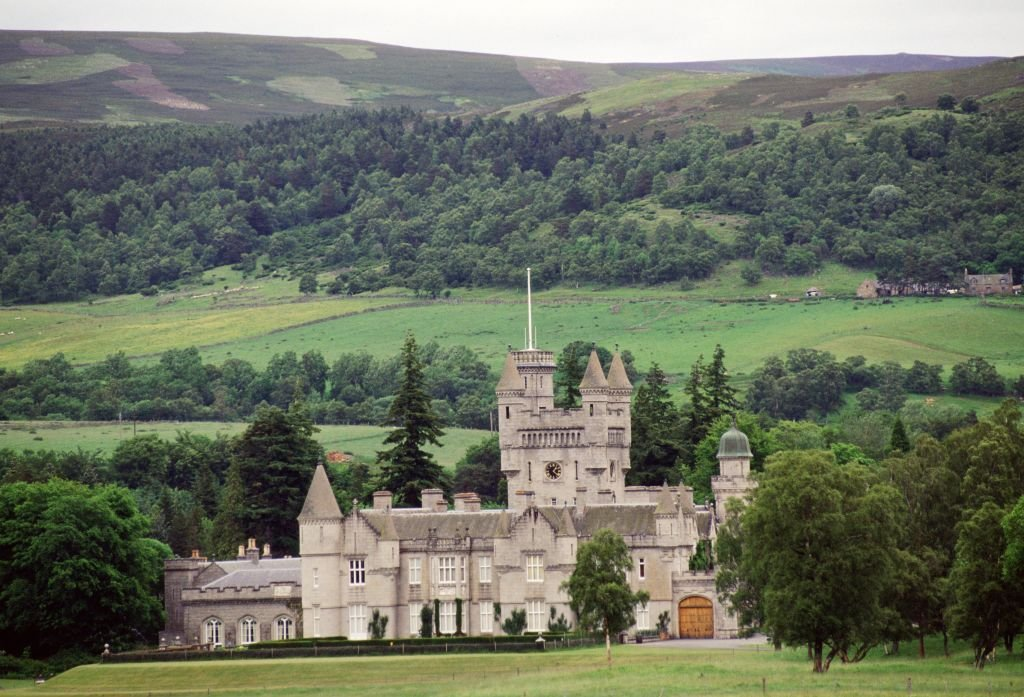 Image Source: Getty Images/Tim Graham/Balmoral Castle, the Royals' Scottish home