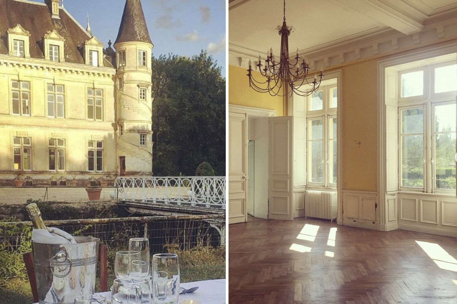 This Couple Risked Their Life Savings and Bought a French Chateau