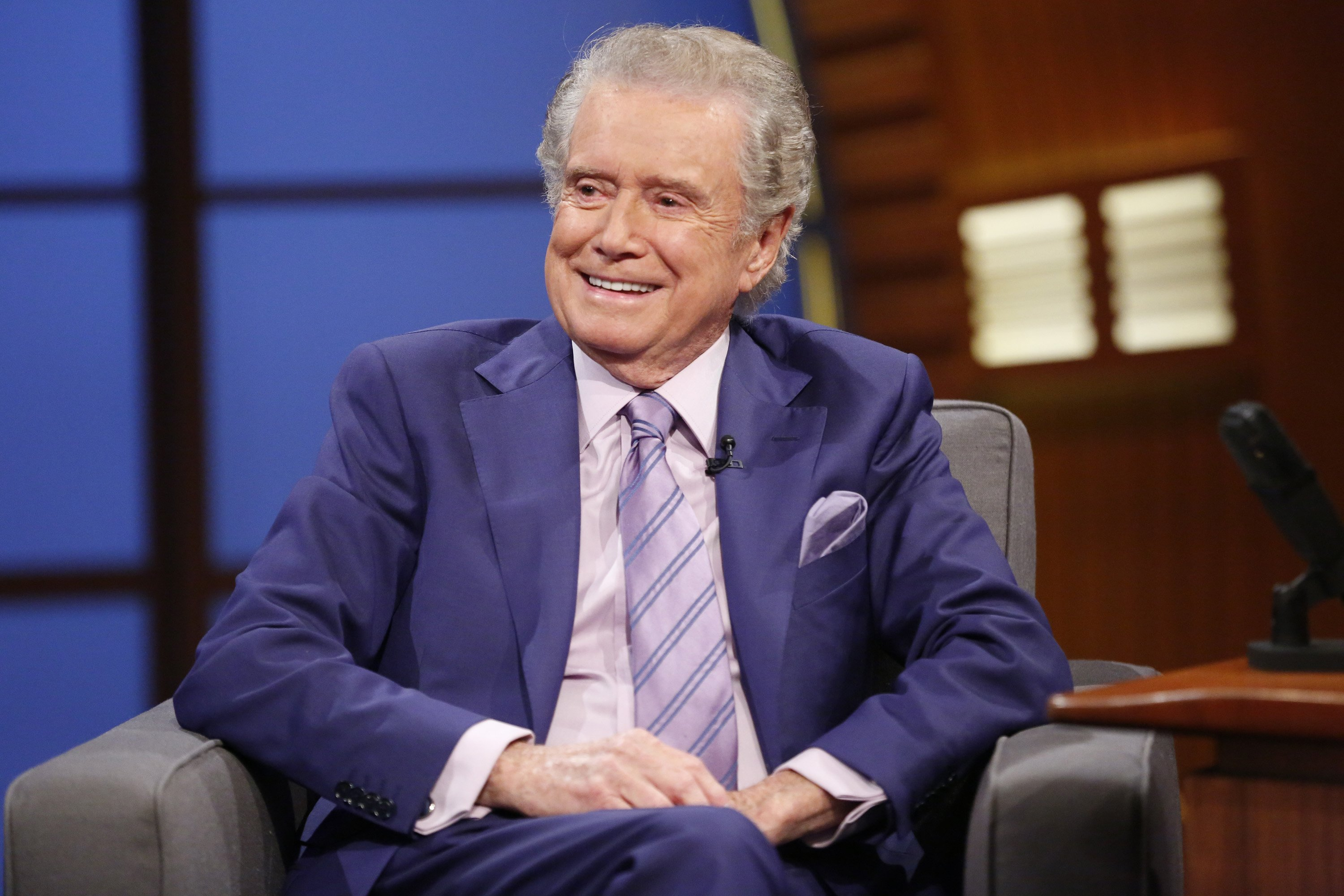 Image Credits: Getty Images | Even the great Regis had rough patches in his life
