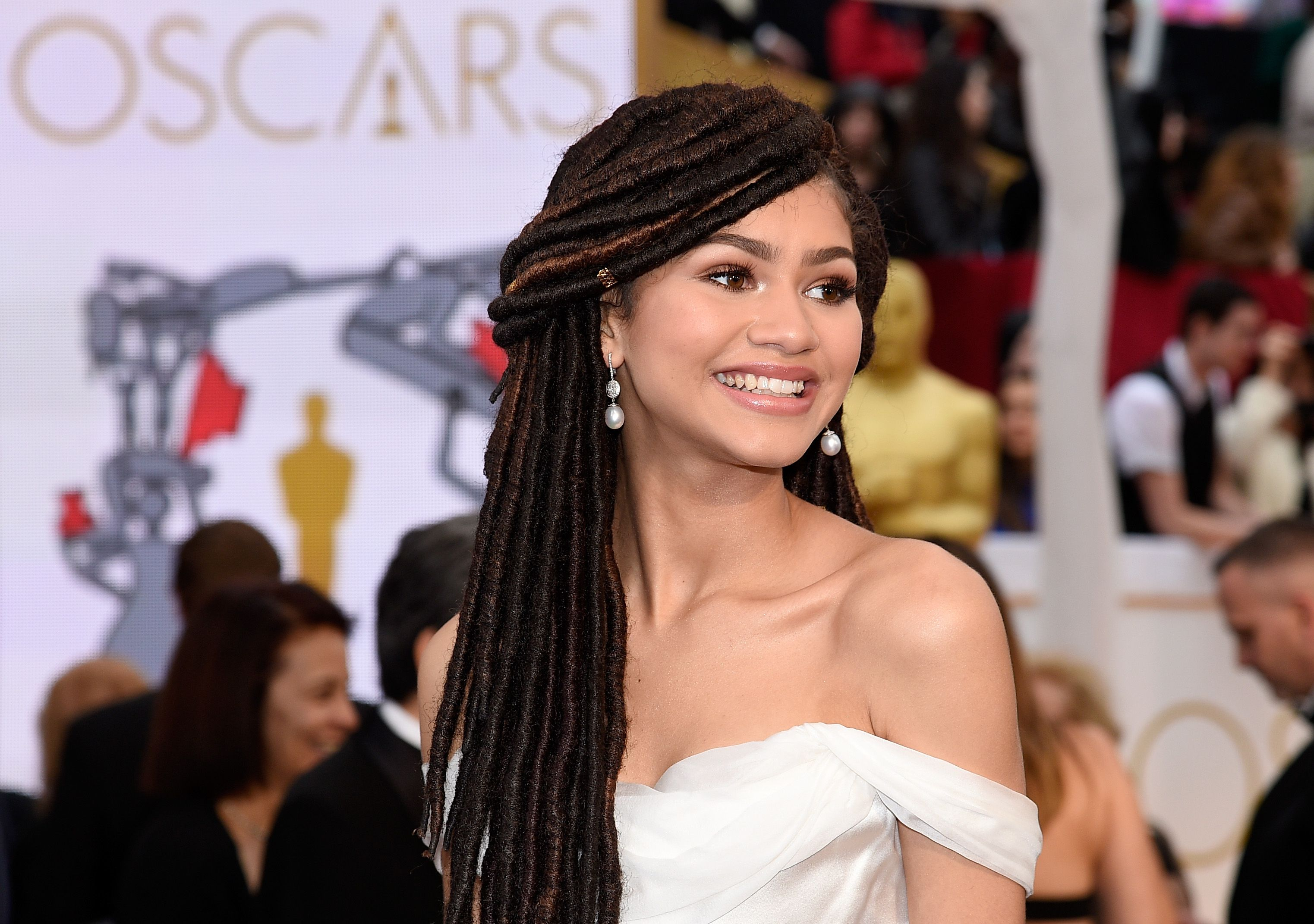 Zendaya's hairstyle wasn't accepted well / Getty Images