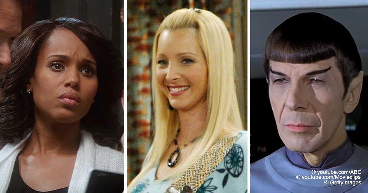 Meet 25 Extraordinary TV Characters Of All Time