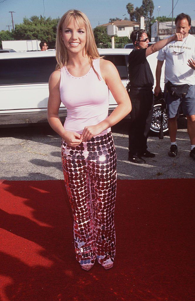 Image Source: Getty Images/Online USA, Inc./Brenda Chase | Britney circa 1999