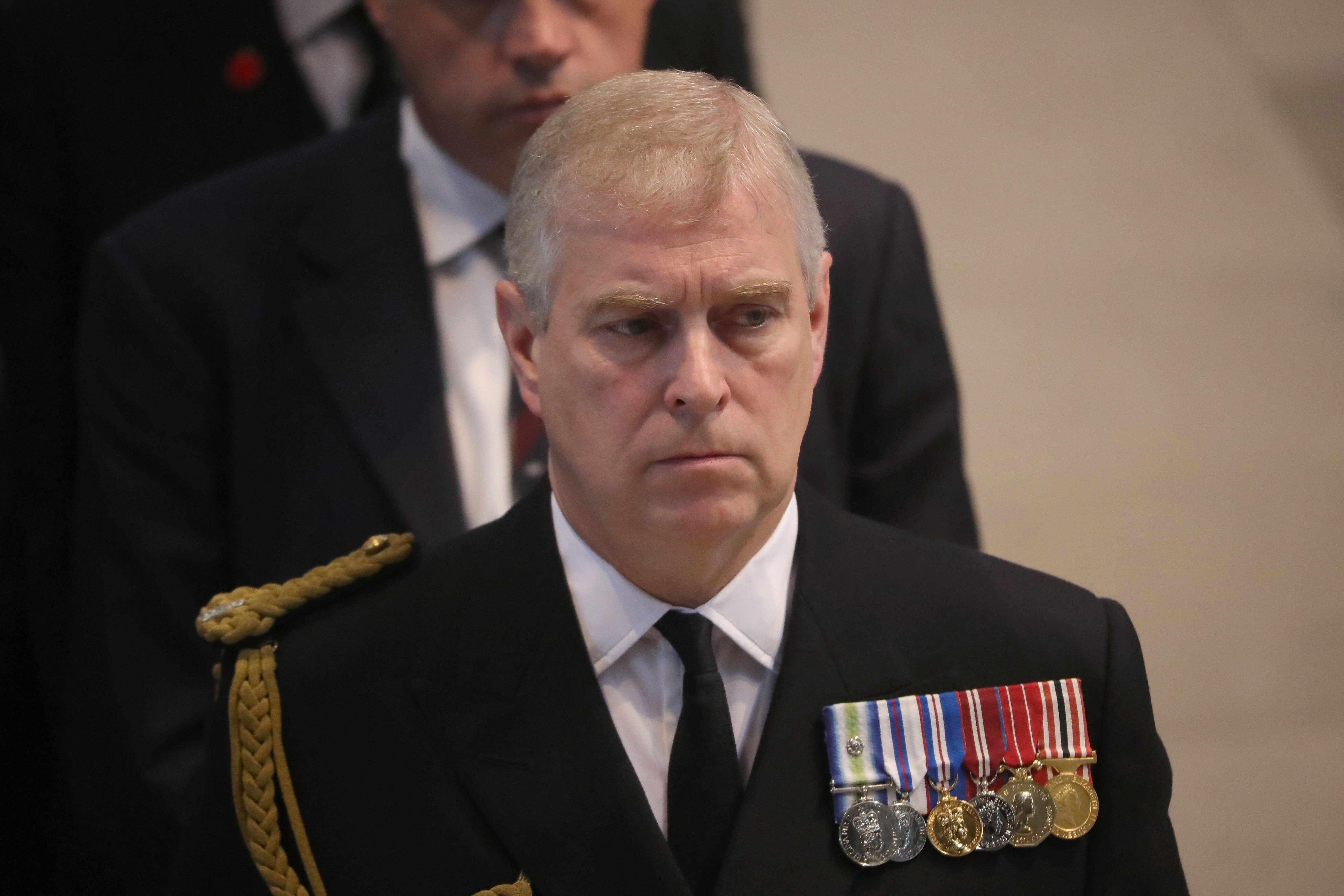 Prince Andrew/Photo:Getty Images