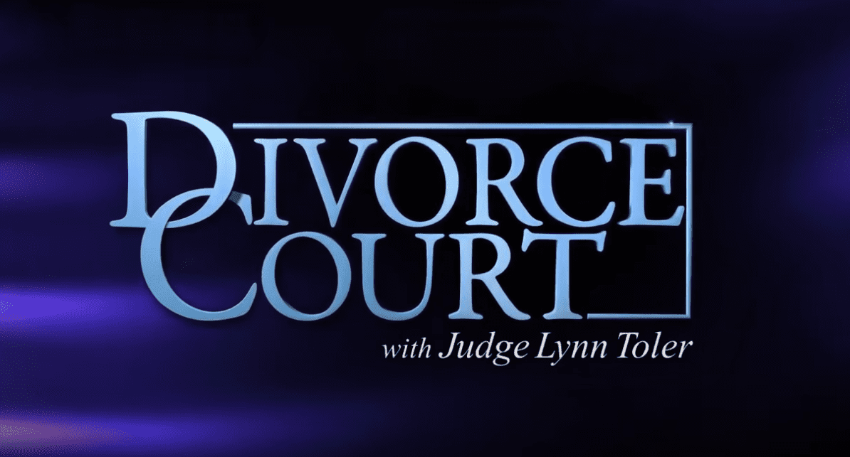 Image Source: YouTube/Divorce Court