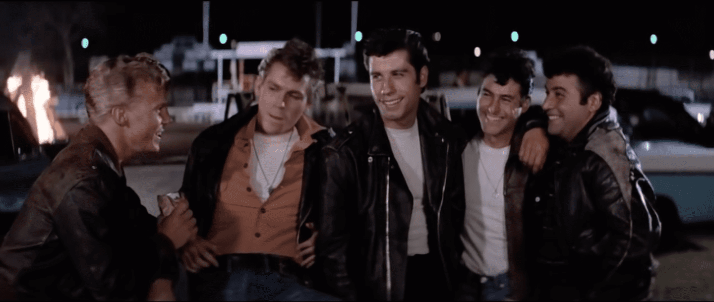 The Iconic Cast of Grease: Then vs. Now