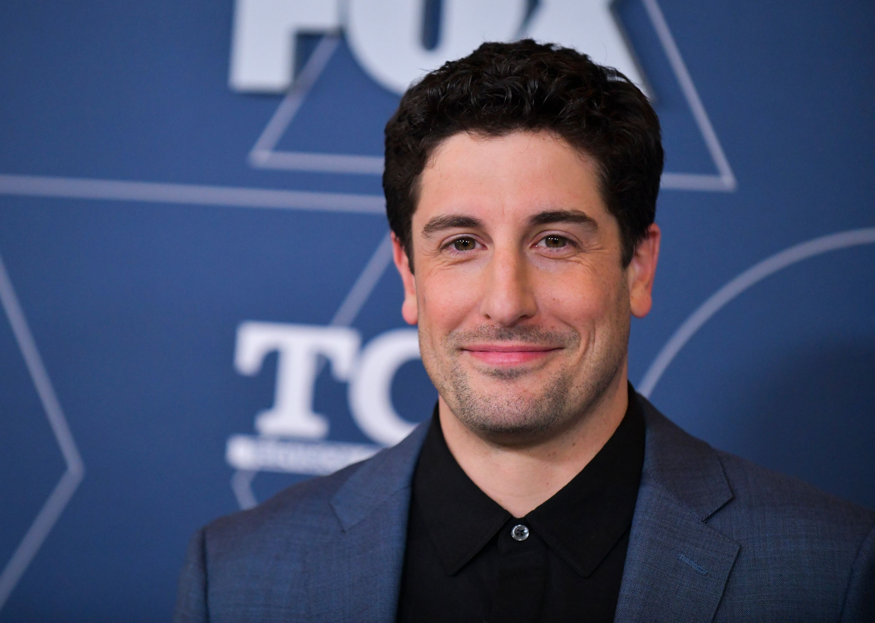 Jason Biggs attends the FOX Winter TCA All Star Party / Getty Images