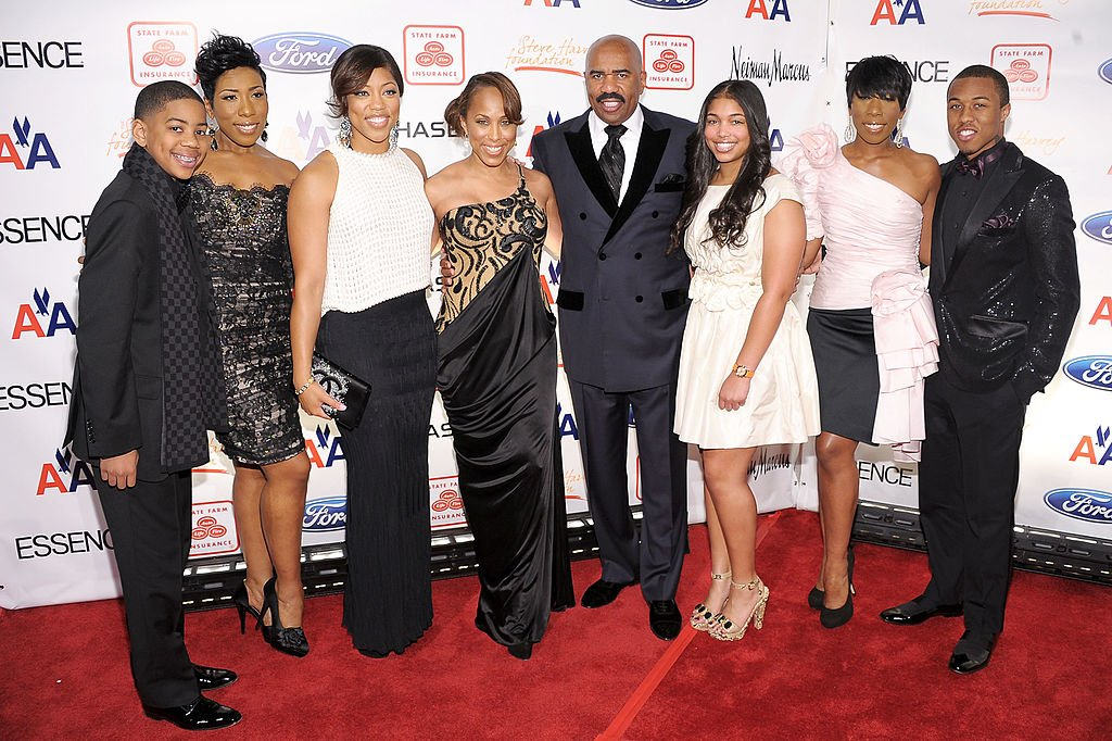 Image Credit: Michael Loccisano/Getty Images for The Steve Harvey Foundation