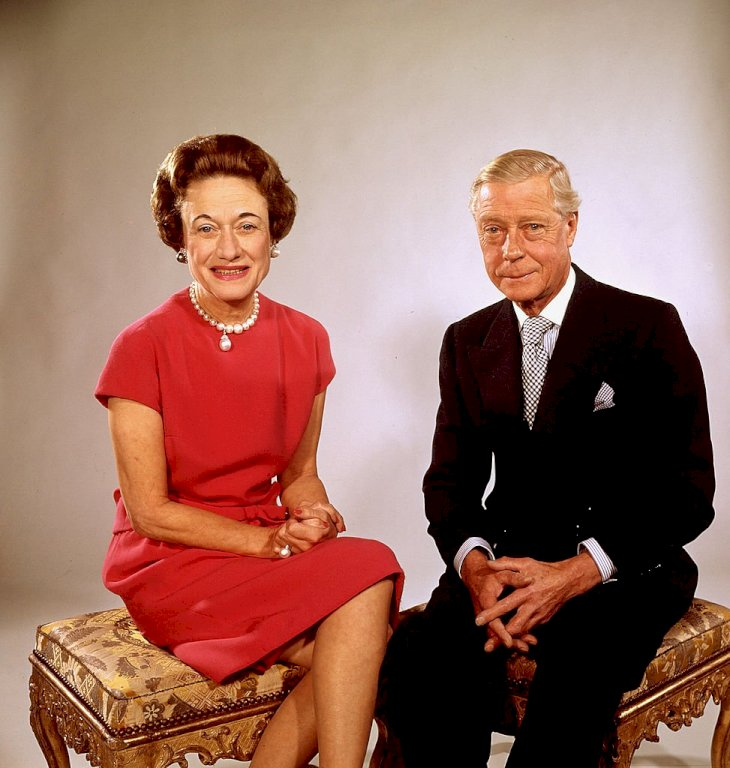 Image Credits: Getty Images / Loomis Dean / The LIFE Picture Collection | Sitting portrait of England's Duchess and Duke of Windsor.