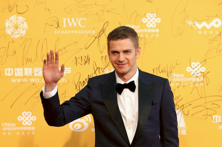 Image Credit: Getty Images / Hayden Christensen on the red carpet.