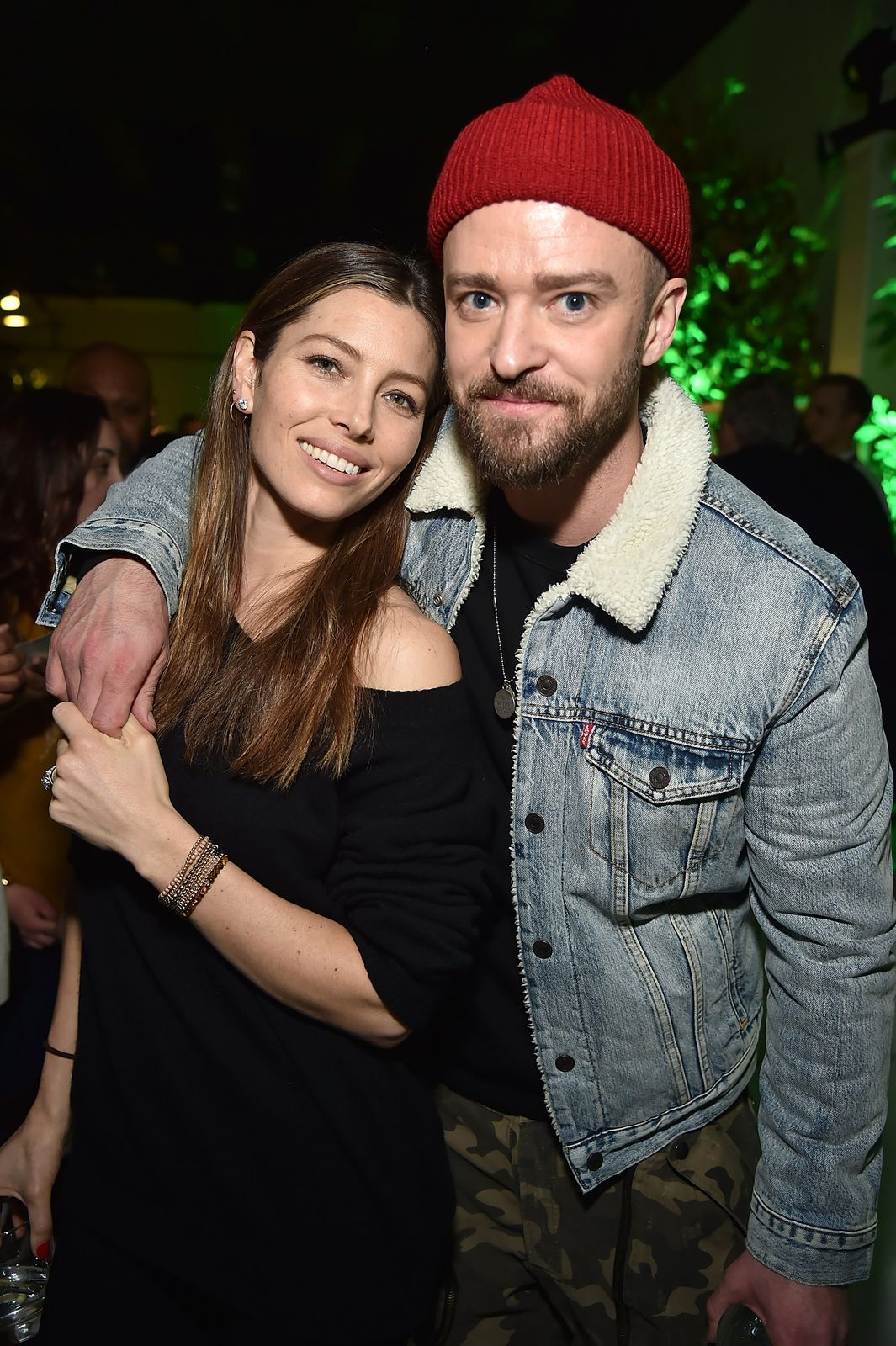 Justin Timberlake and Jessica Biel/Photo:Getty Images