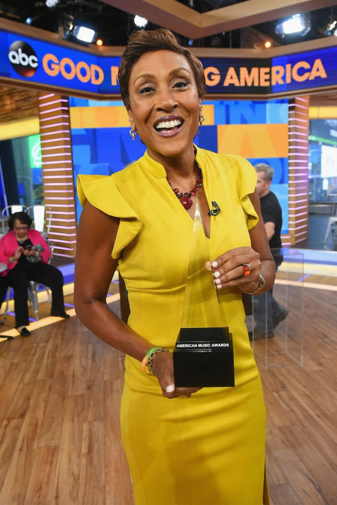 Robin Roberts Image Souce: Getty Images.