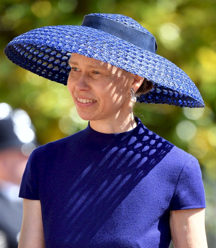 Image Credit: Getty Images / Lady Sarah Chatto at a public event.