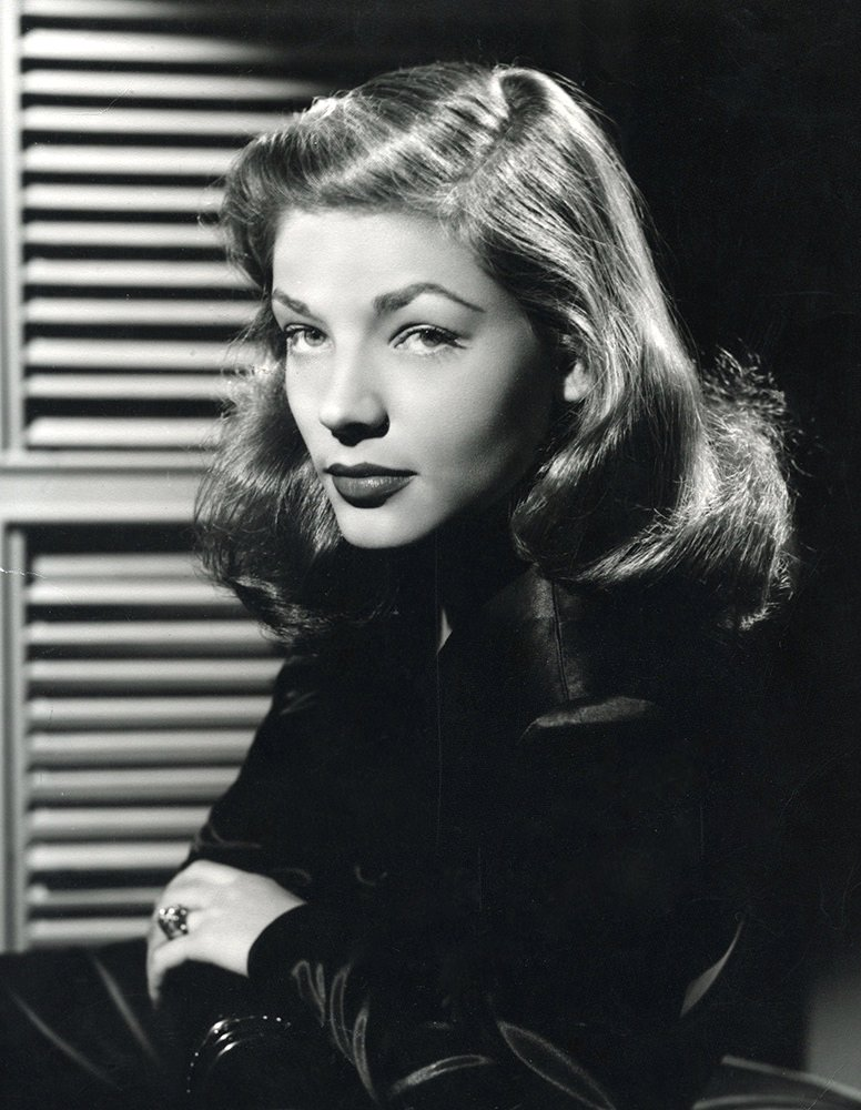 Image Source: Wikimedia Commons|Photo of Lauren Bacall, 1945 for Swedish press