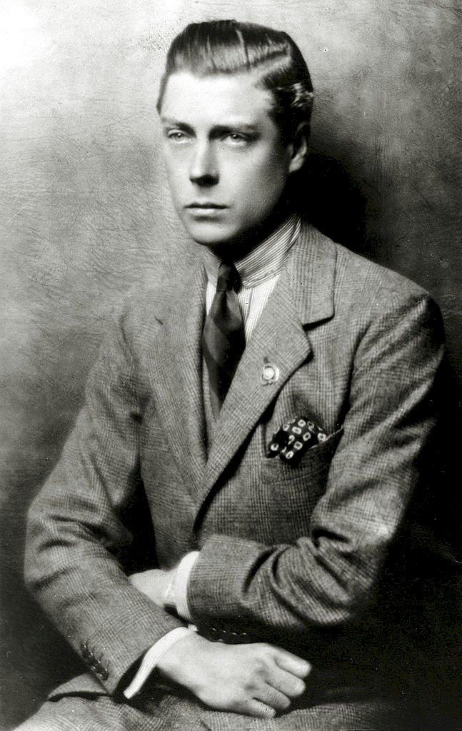 Image Credits: Getty Images / Popperfoto | HRH, Edward, Prince of Wales, portrait, The Prince of Wales was to become King Edward VIII for a short while in 1936.