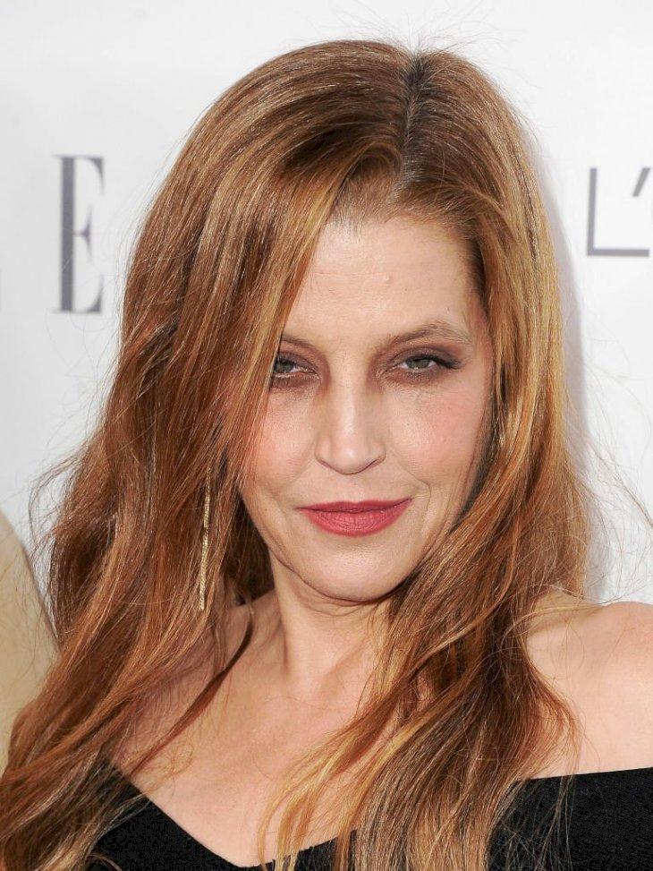 Image Credit: Getty Images / Lisa Marie Presley attend ELLE's 24th Annual Women in Hollywood Celebration.