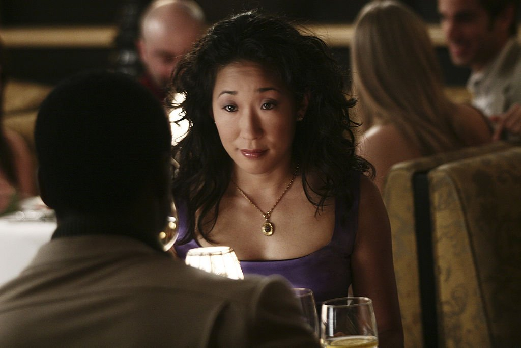 Image Credit: Getty Images/Walt Disney Television via Getty Images/Scott Garfield | Sandra Oh as Cristina