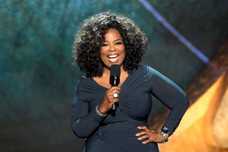 Image Credit: Getty Images/Kevin Winter |Oprah Winfrey appears onstage at Q85: A Musical Celebration for Quincy Jones