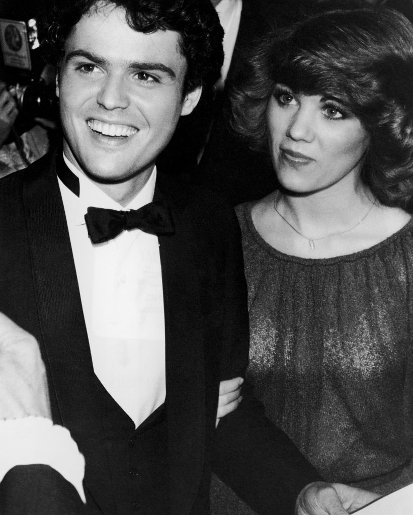 Donny and Debbie Osmond/Photo:Getty Images