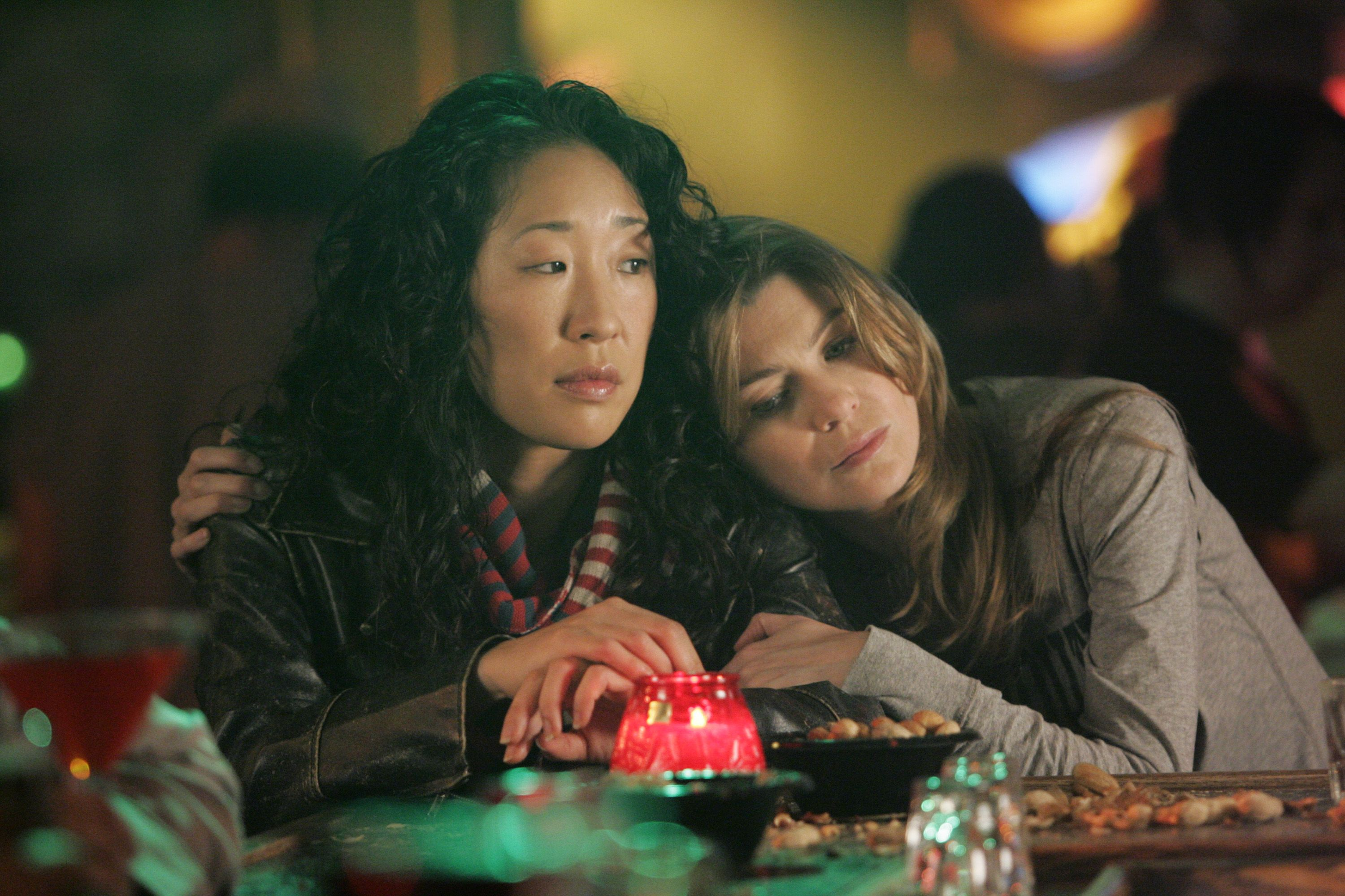 Image Credits: Getty Images | Sandra Oh who played Christina Yang left for creative reasons