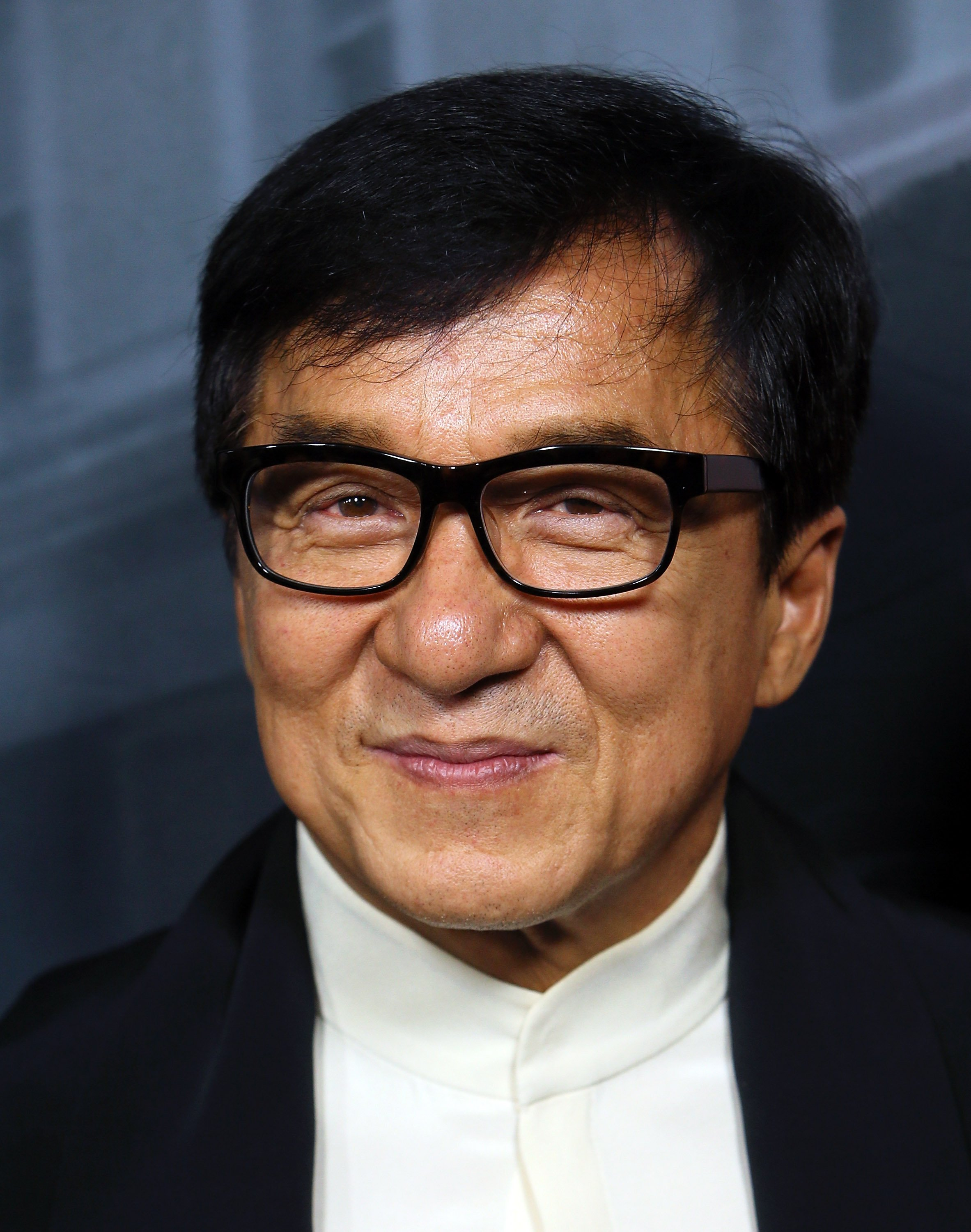 Image Source: Getty Images/A photo of Jackie Chan