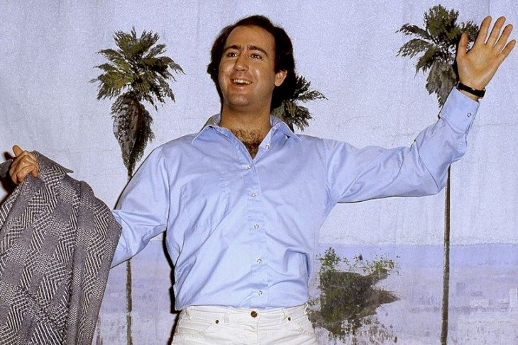 """Image Credits: Getty Images / Andy Kaufman on comedy show """"Friday"""""""