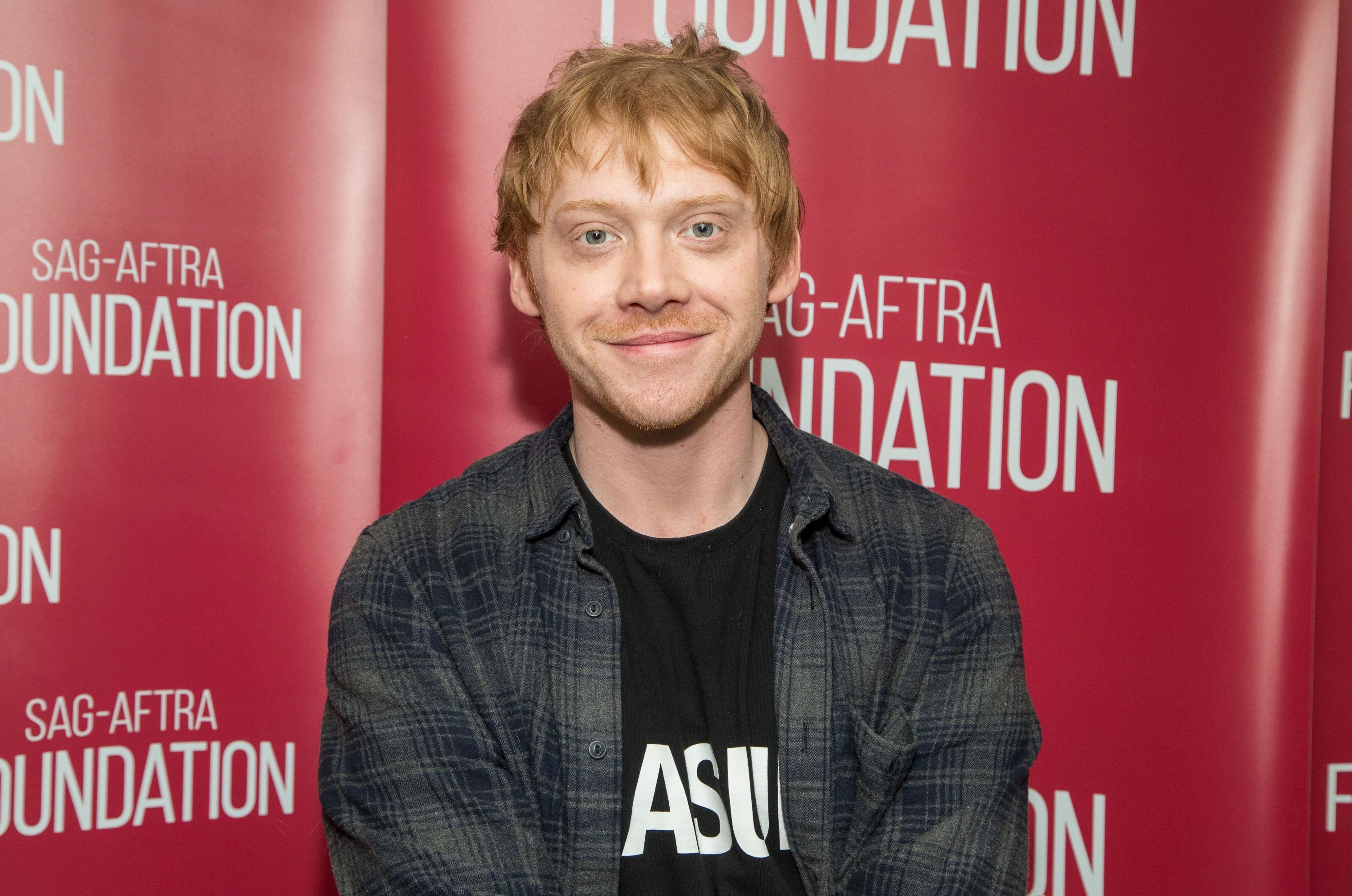 Rupert Grint/Photo:Getty Images