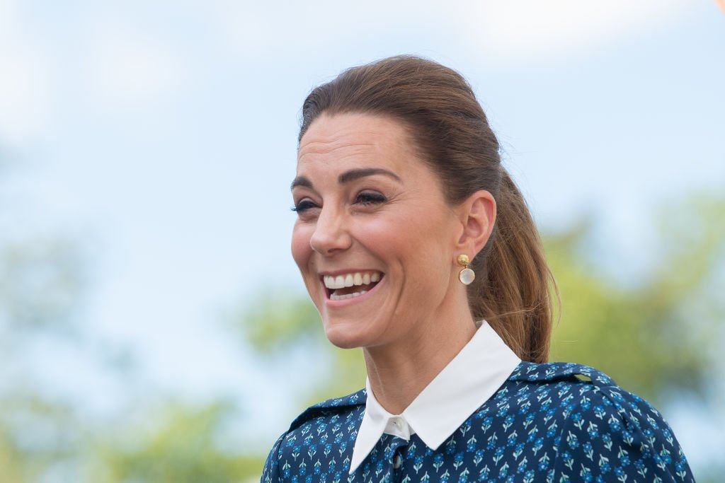 Image Credit: Getty Images / Catherine, Duchess of Cambridge visits Queen Elizabeth Hospital in King's Lynn as part of the NHS birthday celebrations on July 5, 2020 in Norfolk, England.