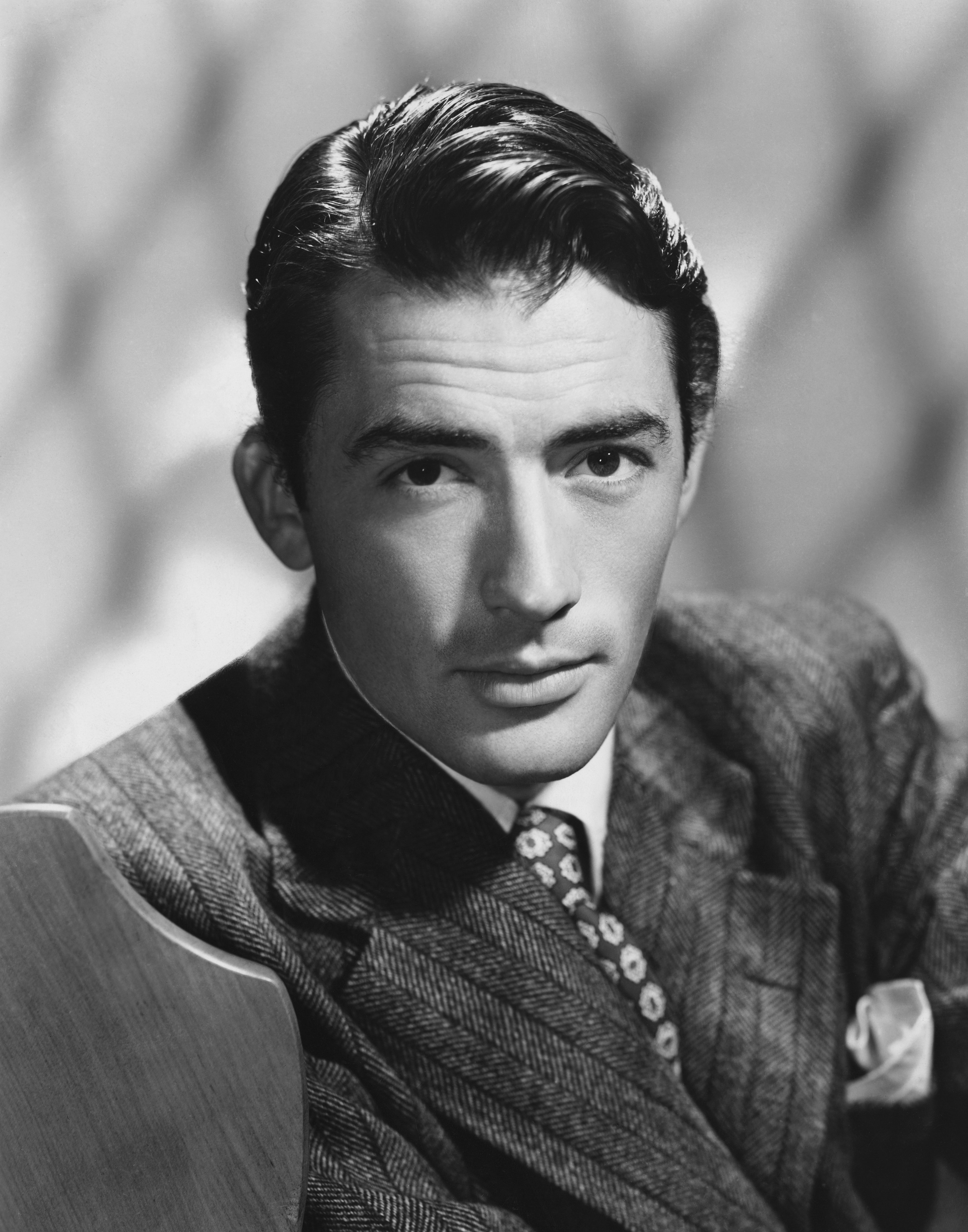 Image Source: Getty Images/Photo of Gregory Peck