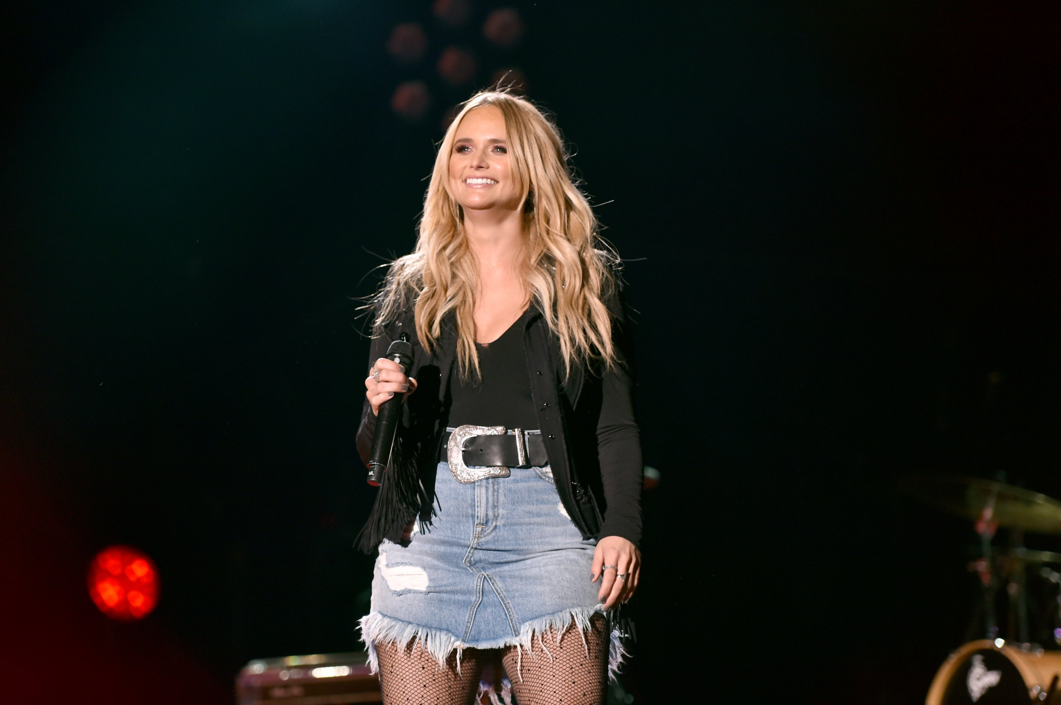 Image Credits: Getty Images | Miranda Lambert on stage