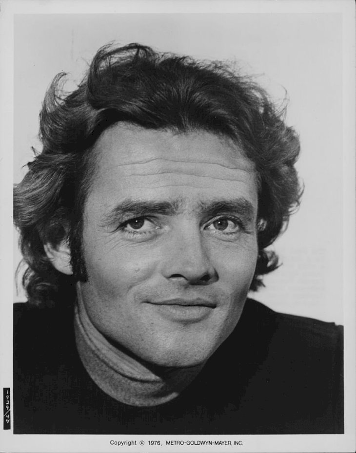 Image Credit: Getty Images/MGM Studios |  Richard Jordan, star of the movie 'Logan's Run', for MGM Studios, 1976