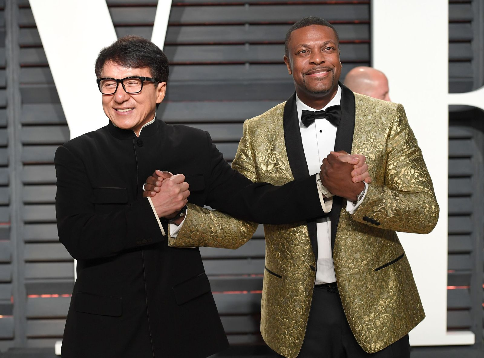 Jackie Chan and Chris Tucker/Photo:Getty Images