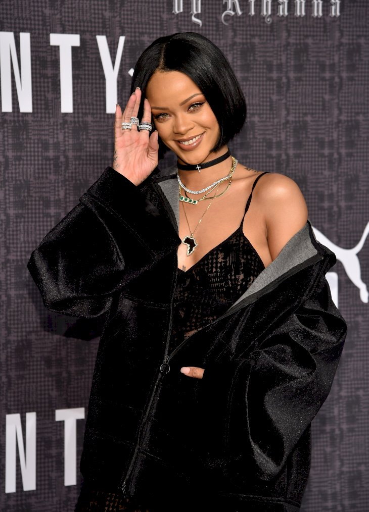 Image Credits: Getty Images / Dimitrios Kambouris | Rihanna is a Pisces.